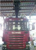Scania R 620, 2010, Kamioni za stabla
