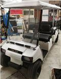 Club Car Villager 6, 2012, Kola za golf