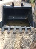 36-42 ton Excavator Bucket 100mm Pins, Crawler excavators