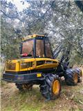 Ponsse Beaver con Cabezal H53, 2008, Harvesters
