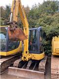 小松 PC35MR、2012、小型挖掘机
