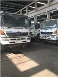 Hino 9M3, Betono/Cemento maišytuvai