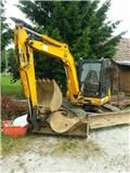 JCB 8060, 2007, Mini bagri <7t