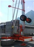 FB Gru GA 724, 2020, Self erecting cranes