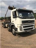 Volvo FM12 340, 2004, Hook lift trucks