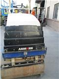 Ammann AV 12-2, 2011, Twin drum rollers