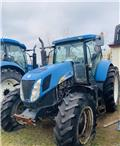 New Holland T 7050, 2009, Tractors