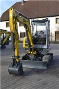 Wacker Neuson EZ38, 2018, Mini Escavadoras <7t