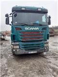 Scania hakowiec 480, 2010, Samochody hakowe - kontenerowe