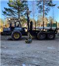 Ponsse Bison, 1999, Vyvážecí traktory