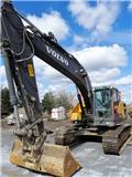Volvo EC 220 E, 2017, Crawler excavators