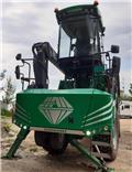 Albach Diamant 2000, 2019, Haketuskoneet