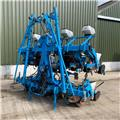 Monosem 12 row beet drill C/w granular applicator, 1999, Precision sowing machines