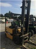 Caterpillar EP 30 K, 2001, Electric forklift trucks