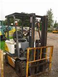 TCM FB15-6, 2000, Electric Forklifts
