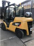 Caterpillar GP 50, 2011, LPG trucks