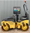 Bomag BW 120 AD-4, 2009, Twin drum rollers