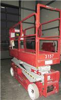 MEC 2633 ES, 2009, Scissor lifts
