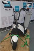 Virto tricycle électrique, 2017, Mga sweeper