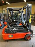 Linde E18C-02, 2000, Electric forklift trucks