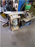 Ponsse slewing motor, Hydraulik
