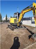 Wacker Neuson EZ53, 2018, Crawler excavators
