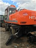Hitachi EX 160 WD, Pyöräkaivukoneet