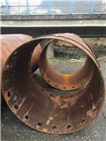 Leffer Bohrrohr / Casing ø 1500 mm/1420mm, 1 mtr., Príslušenstvo a náhradné diely k vrtným zariadením