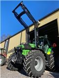 Deutz-Fahr 230, Traktorer