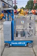 Genie GR 15, 2007, Vertical mast lifts