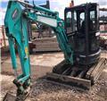 Kobelco SK 27 SR-5, 2014, Mini excavators < 7t (Mini diggers)