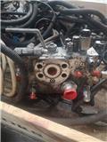 John Deere 1270 E, Hydraulics