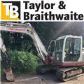Takeuchi TB175, 2009, Mini excavators < 7t (Mini diggers)