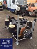 MAN HYD-1370 04 / HYD - 1370 04, Axles