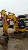 New Holland E 30, 2015, Miniexcavadoras