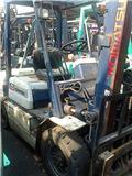 Komatsu FD25T-16, Diesel gaffeltrucks