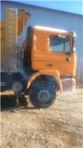 Shacman 336, 2013, Dump trucks