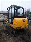 JCB 802 Super, 2001, Mini Excavators <7t (Mini Diggers)
