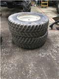 Valtra Wheels and Turf Tyres, Wheels