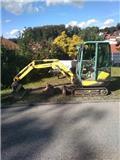 Yanmar SV17, 2011, Mini Excavators <7t (Mini Diggers)