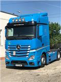 Mercedes-Benz Actros 1845 LsNrl, 2012, Autotractoare