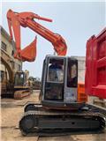 Hitachi EX 75 UR, 2013, Mini excavators  7t - 12t