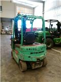 Mitsubishi FB16N, 2006, Electric Forklifts