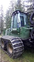 Timberjack 1110D, 2004, Forwarderji
