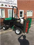 Ransomes Highway 3 Ride On Mower, 2011, Vrtni traktor kosilnice