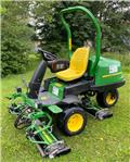 John Deere 2500 E Hybrid, 2014, Stand on klipper