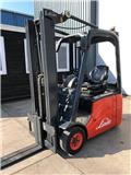 Linde E14-01, 2008, Electric Forklifts