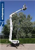 Oil & Steel Octopussy 1800 EVO, 2010, Compact self-propelled boom lifts