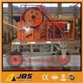 JBS Mini Diesel Engine Portable 250x400 Jaw Crusher، 2017، الكسارات المتنقلة