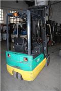 Komatsu FB15M-2, 2006, Electric forklift trucks